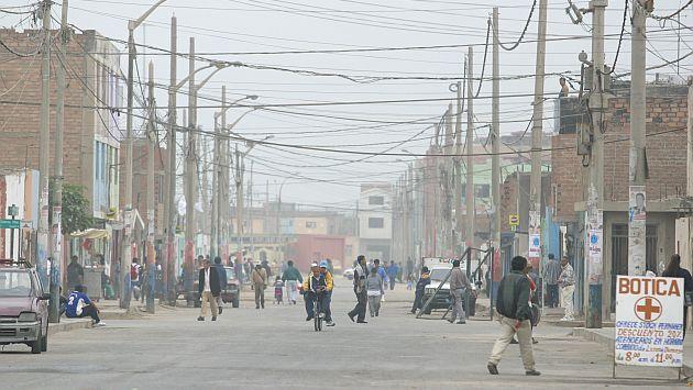 Callao: INEI censó a más de 5,000 viviendas en los barracones. (USI)