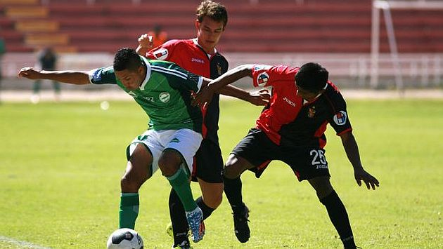 Melgar goleó 3-0 a Los Caimanes y es el único líder Torneo Clausura 2014. (USI/CMD-Movistar TV)