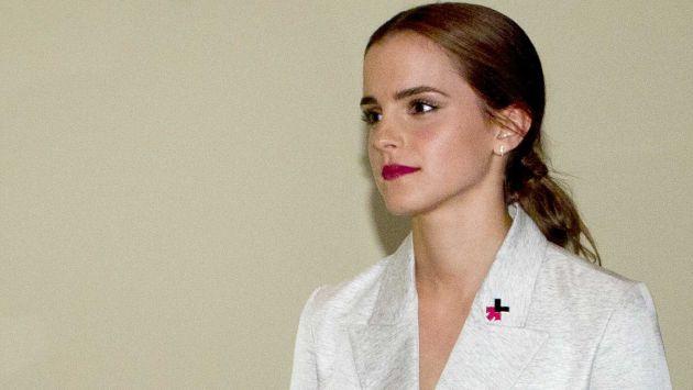 Emma Watson en la ONU: 'Feminismo no es sinónimo de odiar a los hombres'