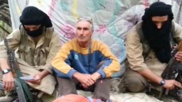 Grupo vinculado a Estado Islámico secuestra a francés