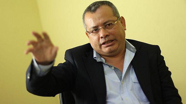 Corte Suprema se manifestó sobre recurso de Benedicto Jiménez. (Fidel Carillo)