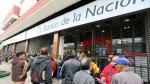 Huánuco: Delincuentes se llevan S/.48,000 de agencia del Banco de la Nación
