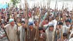 Policía Nacional desmintió asesinato de tres nativos en Ucayali