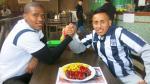 Christian Cueva y Luis Perea adelantaron choque Alianza Lima-San Martín - Noticias de luis perea