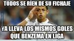 Memes de Real Madrid y 'Chicharito' Hernández tras el 8-2 contra La Coruña - Noticias de beatriz hernandez