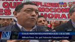 Essalud: Trabajadores anuncian huelga indefinida para el 15 de octubre - Noticias de essalud