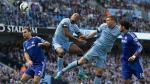 Premier League: Manchester City le empató al Chelsea con gol de Frank Lampard - Noticias de diego costa