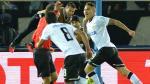 Paolo Guerrero marcó el gol del triunfo del Corinthians sobre Sao Paulo