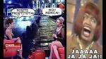 Memes del reencuentro entre Mónica Adaro y Magaly Medina