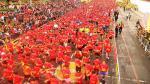 Raúl Machacuay se coronó tetracampeón de la Maratón RPP Scotiabank