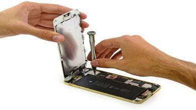 Apple, iPhone, iPhone 6, iPhone 6 Plus, iFixit