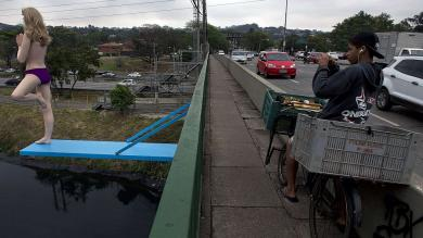 Brasil, Sao Paulo, Noticias verdes, Rio Pinheiros, Eduardo Srur