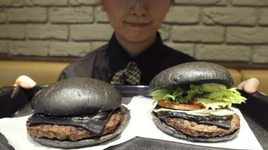 Burger King: Nuevas hamburguesas negras ya se venden en Japón [Fotos]