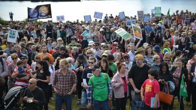 Cambio climático: Principales capitales del mundo se unieron a marcha [Fotos]