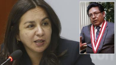 Marisol Espinoza, Carlos Ramos Heredia