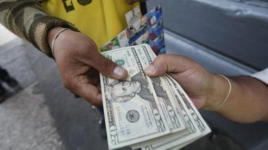 Dólar, Tipo de cambio, BCR, Cotización del dólar