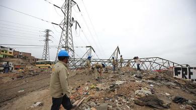 Ministerio de Energía y Minas, MEM, Electricidad