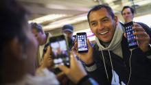 Apple, Tecnología, Récord, iPhone 6, iPhone 6 Plus