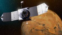 NASA, Marte, Sonda Maven, Ilustraciones