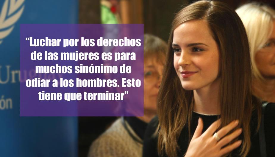 Emma Watson: Su discurso en la ONU sobre el feminismo en 10 frases