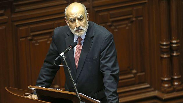 Oposición se decidió por censura a Eleodoro Mayorga