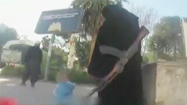 Estado Islámico: Mujer grabó en secreto la vida en Raqqa.