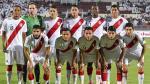 Selección peruana ya no jugará amistoso con Venezuela este 14 de octubre