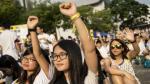 China: Más de 10 mil estudiantes en huelga por elecciones democráticas