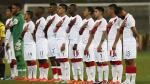 Selección peruana jugará amistoso con Guatemala este 14 de octubre
