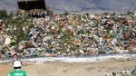 OEFA: Cinco regiones del Perú tienen botaderos en estado crítico - Noticias de arequipa