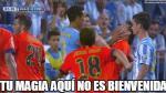 Lionel Messi vs. Welington: Los divertidos memes de la agresión - Noticias de astro