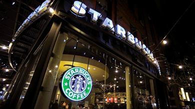 Café, Starbucks