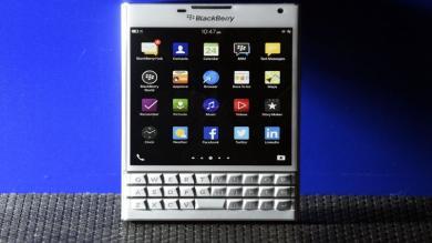 Smartphone, BlackBerry, Passport