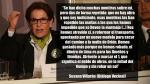 Elecciones 2014: Las frases más resaltantes del debate municipal - Noticias de guillermo arteta