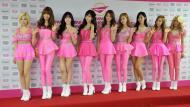 Girls' Generation tenía nueve integrantes hasta ahora. (AFP)