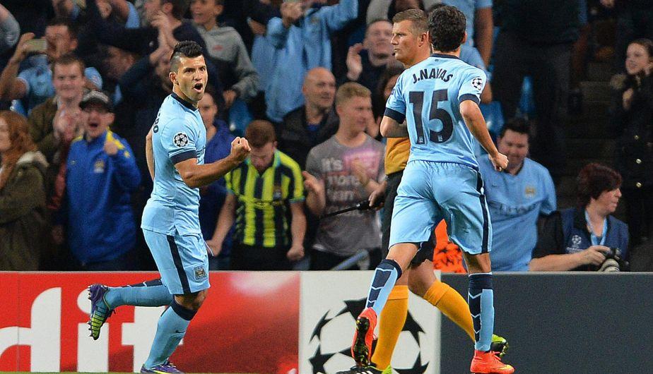 """2-2. El Manchester City tira por la borda el partido y la """"Champions"""""""