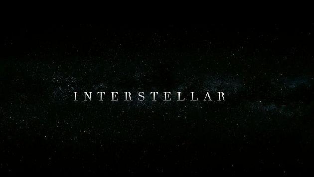 'Interstellar': Nuevo tráiler de la próxima película de Christopher Nolan