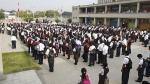 Perú: 1,000 colegios de secundaria tendrán jornada completa desde 2015