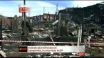 Brasil: Incendio en favela dejó un muerto y más de 200 casas afectadas