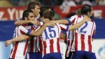 Champions League: Atlético de Madrid superó 1-0 a la Juventus en España