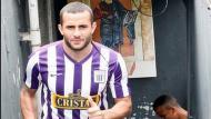 Mauro Guevgeozián será titular. (Alianza Lima)