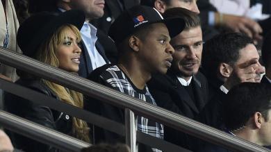 Barcelona, Beyoncé, Champions League, PSG, Jay-Z