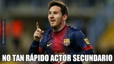 Memes de la derrota del Barcelona ante el Paris Saint-Germain