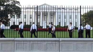 Estados Unidos, Casa Blanca, Servicio Secreto