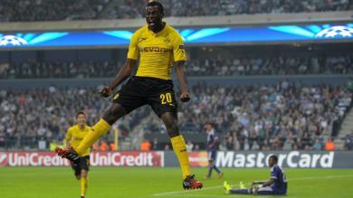 Champions League, Borussia Dortmund, Anderlecht