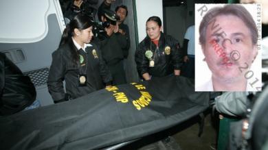 Policía Nacional, Suicidio, San Isidro, Gonzalo Dulanto Ganoza