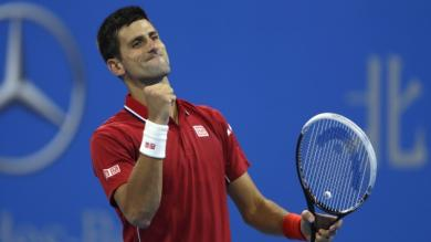 Novak Djokovic, ATP, Abierto de China