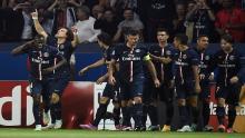 Barcelona, Champions League, PSG
