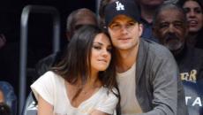 Ashton Kutcher y Mila Kunis se convirtieron en padres
