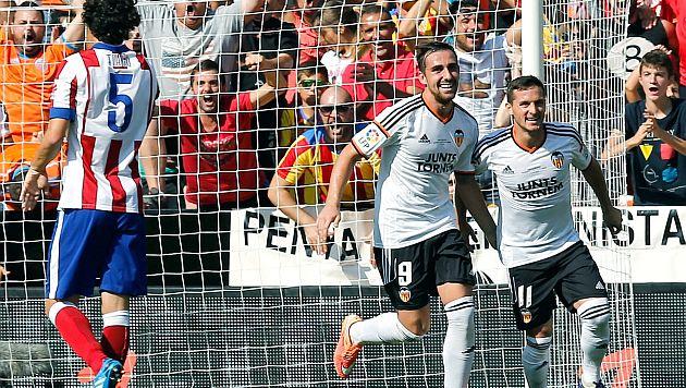 Valencia continúa sin conocer la derrota en la Liga BBVA. (EFE/Youtube)